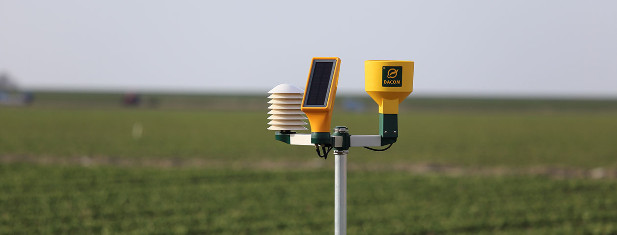 Dacom Weatherstation Basic